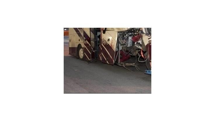 Pri havárii autobusu medzi Zvolenom a Detvou sa zranilo 8 ľudí