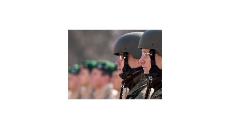 Slovenskí vojaci učili Afgancov zabezpečovať muničné sklady
