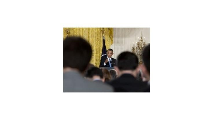 Obama nemieni v téme úverového stropu USA ustúpiť