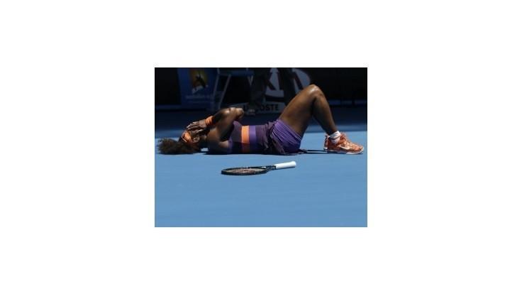 Azarenková aj Serena do 2. kola, dohrala Erraniová