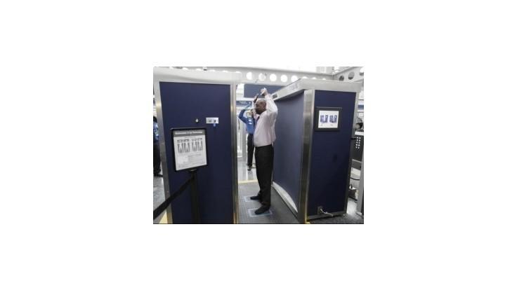 Letiská stiahnu kontroverzné bezpečnostné skenery z prevádzky