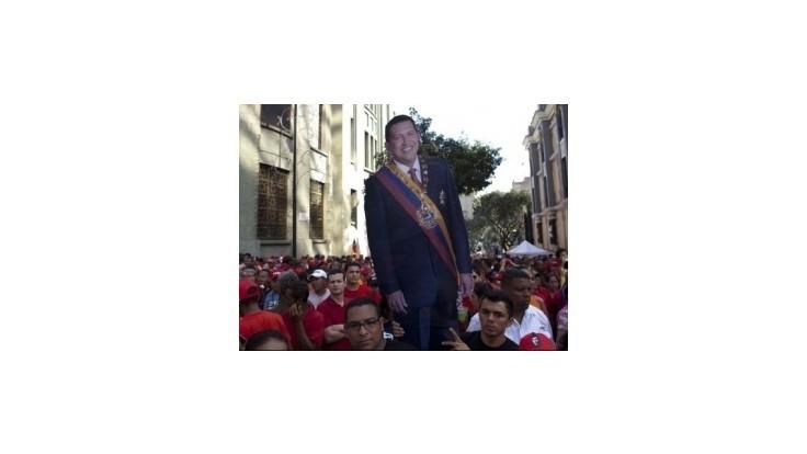 Chávezovi sa vraj polepšilo, podľa viceprezidenta sa pýtal na ropu