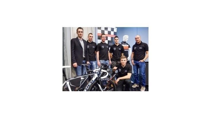 Cyklistický tím Dukla Trenčín Trek začína sezónu