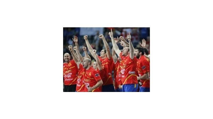 Hádzanári Španielska sa stali v domácom prostredí svetovými šampiónmi