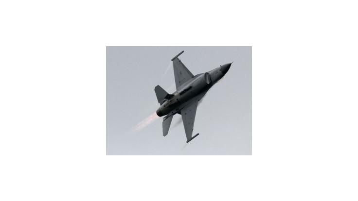 Nad Jadranom sa stratila americká stíhačka F-16