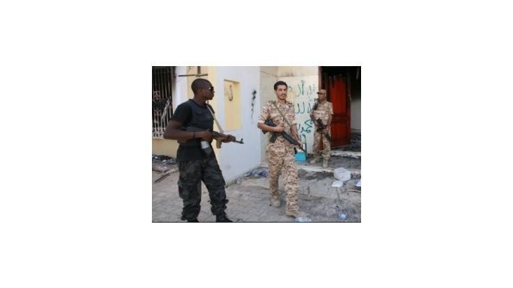 EÚ vyšle do Líbye vojakov, budú strážiť hranice