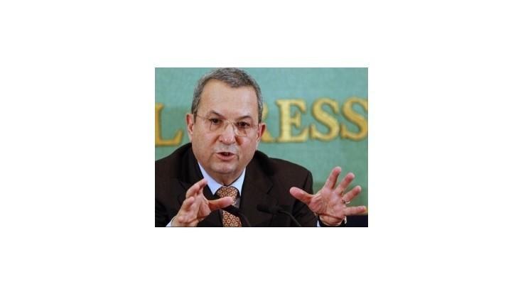 Ehud Barak: Pád Asada je blízko