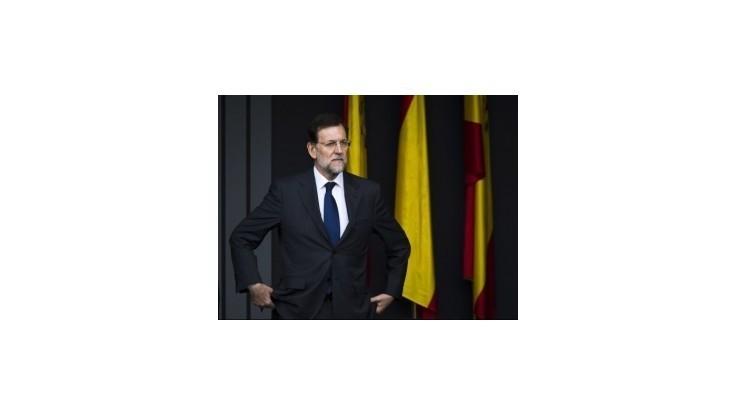 Španielska opozícia žiada po škandále premiérovu rezignáciu