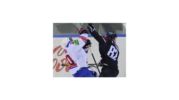 Slovan prvýkrát v sezóne prehral s HC Lev