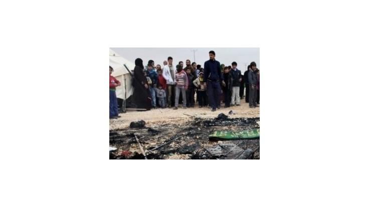 Sýrski povstalci zvádzajú boje s armádou o hlavný hraničný priechod s Jordánskom