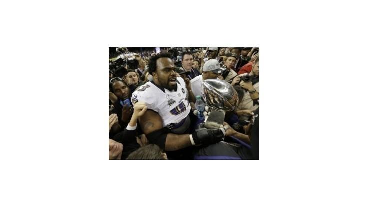 Víťazom Super Bowlu sa stali Baltimore Ravens