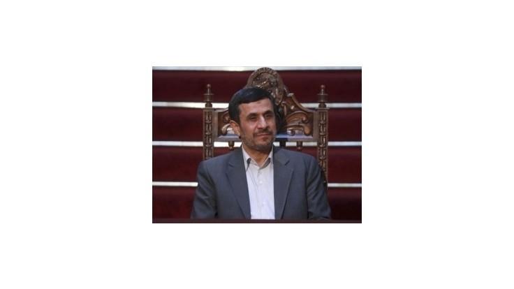 Stane sa Ahmadínežád prvým iránskym astronautom?