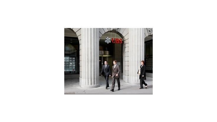 Švajčiarska banka UBS prerobila vlani vyše 2 miliardy eur
