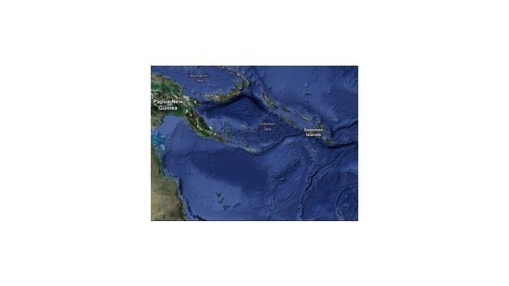 V Oceánii zabíjalo silné zemetrasenie, vyvolalo vlny cunami