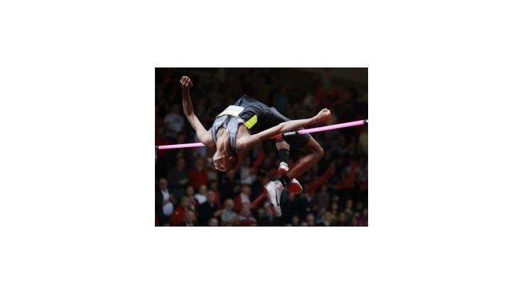 Víťazom Banskobystrickej latky sa stal katarský výškar Barshim