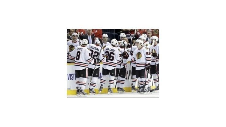 NHL: Zo Slovákov bodoval len Marián Hossa
