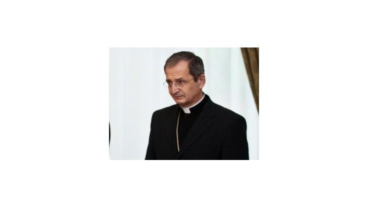 Zvolenský: Zo slov pápeža vyplýva odvážna vnútorná sloboda