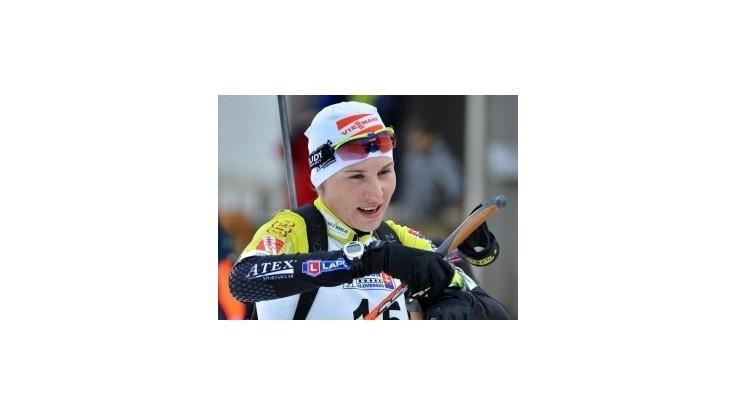 Štvrtá Kuzminová na vytrvalostnej 15 km trati siahala na medailu