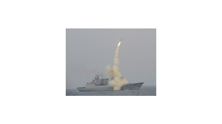 Južná Kórea demonštrovala schopnosti novej rakety