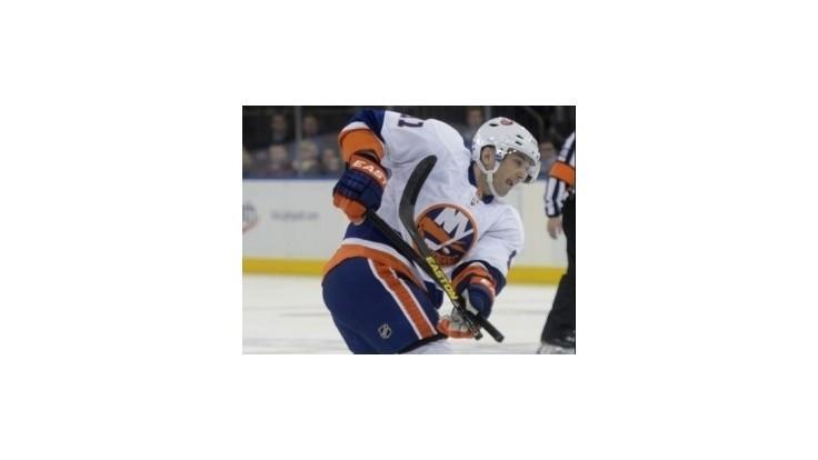 NHL: Gáborík druhou hviezdou derby v NY, ale tešil sa Višňovský