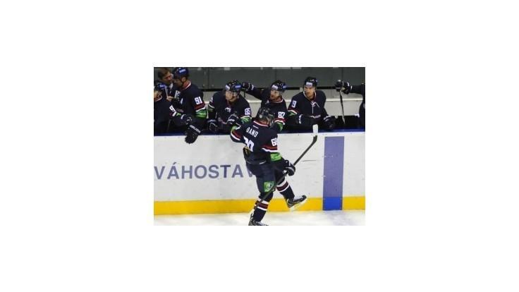 Slovan vyhral v Donecku 4:3 po predĺžení