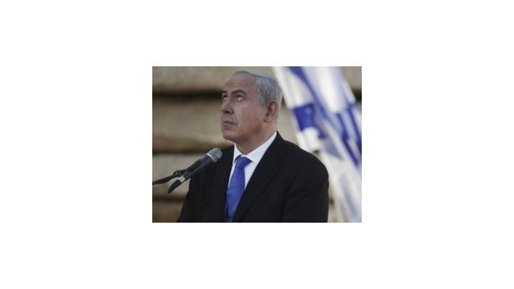 """Netanjahu podporil bezpečnostné služby po prípade """"väzňa x"""""""