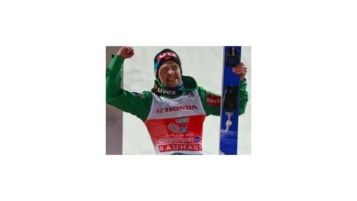 Triumf Nórov v Oberstdorfe i vo FIS Team Tour