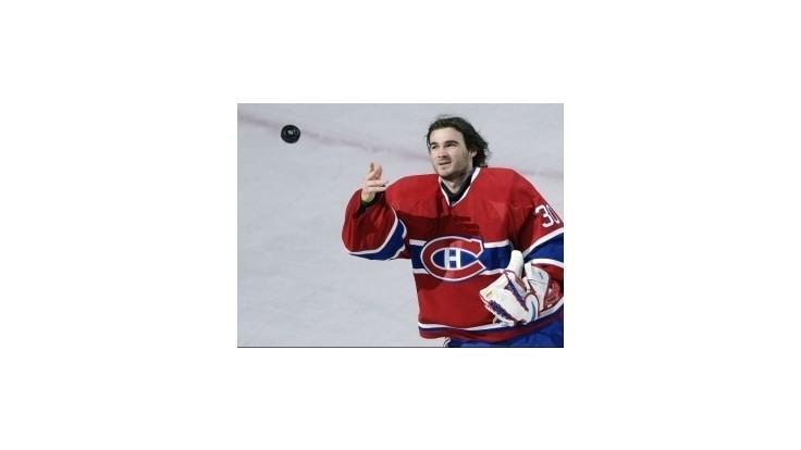NHL: Budaj vychytal prvý shutout v sezóne