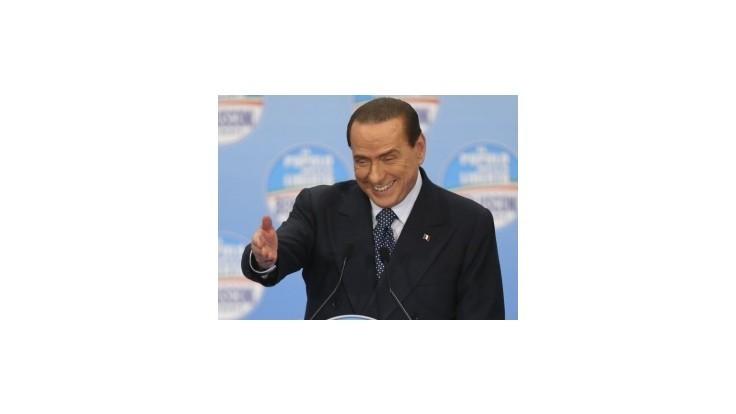 Berlusconi ponúka odpustenie dane výmenou za hlas
