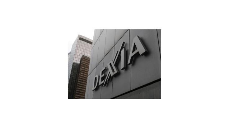 Dexia je už druhý rok po sebe hlboko v červených číslach