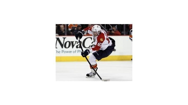 NHL: Kopecký, Višňovský a Chára po jednom bode i s výhrami