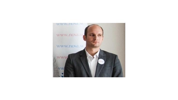 Volebný tím Novej väčšiny v bratislavskom VÚC bude viesť Gábor Grendel