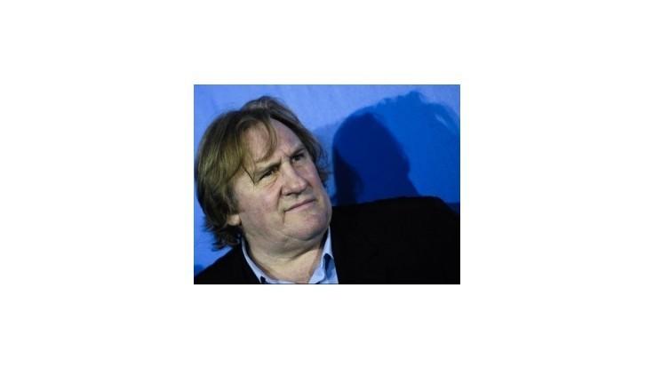 Depardieu sa prihlásil na trvalý pobyt v Saransku
