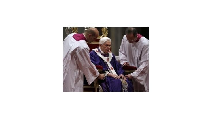 Benedikt XVI. sa po odstúpení stane emeritným pápežom