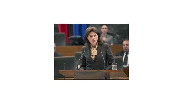 V Slovinsku padla vláda, novou líderkou má byť Bratušeková
