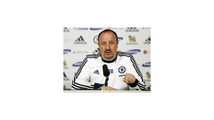 Benitez: Po sezóne na Stamford Bridge končím