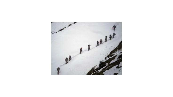 Sedem školákov zavalila lavína v južnej oblasti Sibíri