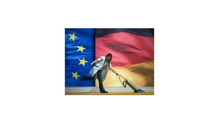 Nemecko dosiahne aj tento rok rovnováhu medzi príjmami a výdavkami