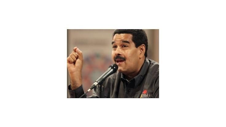 Nového pápeža poradil Bohu Chávez, tvrdí Maduro