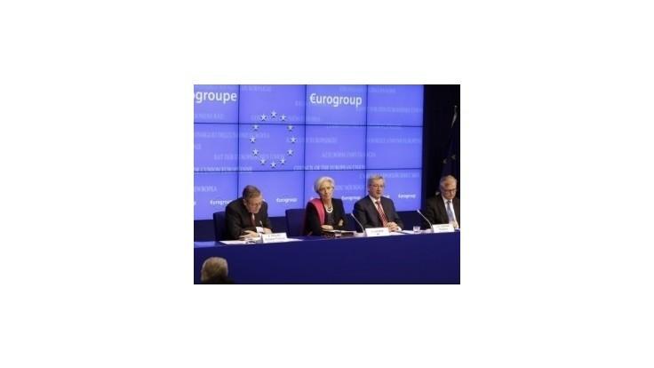 Euroskupina predĺži Írsku a Portugalsku splatnosť záchranných úverov