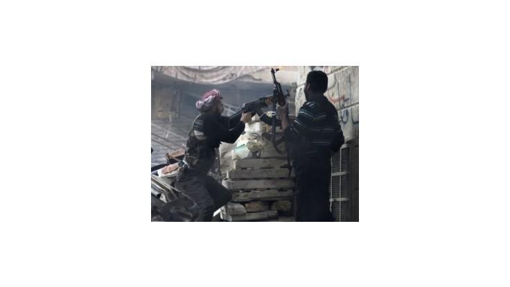 Sýrski povstalci dobyli areál tajnej služby pri Golanských výšinách
