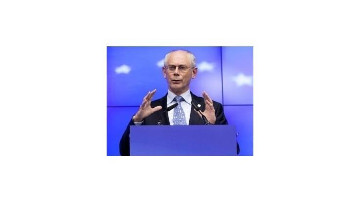 Herman van Rompuy sa rozhodol skončiť s politikou