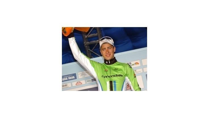 Sagan skončil druhý na prvej belgickej klasike