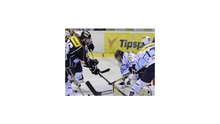 Hokejisti Nitry na úvod semifinále zvíťazili v Košiciach
