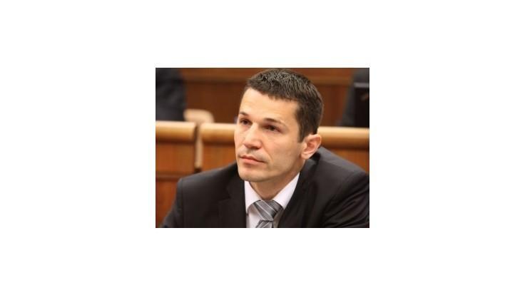 Z SaS odchádza Kamil Krnáč, kandidát opozície na post predsedu NKU