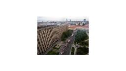 V Bratislave horela budova Slovenskej technickej univerzity