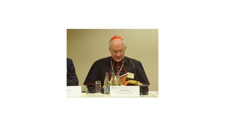 Kardinál Ouellet je pripravený stretnúť sa s Bezákom