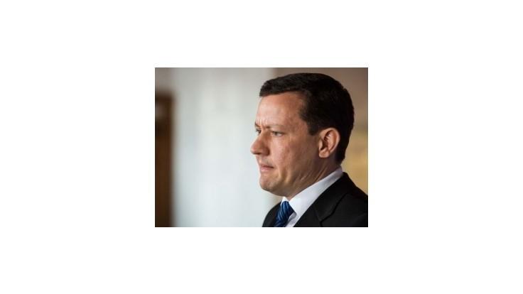 Lipšic: Ak bude Gašparovič menovať ústavných sudcov, bude to protiústavné