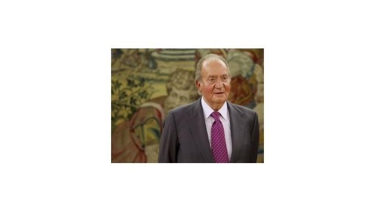 Španielsky kráľ Juan Carlos sa vzdáva trónu