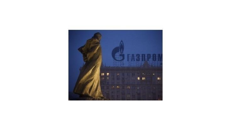 Gazprom dal Ukrajine viac času na urovnanie dlhu